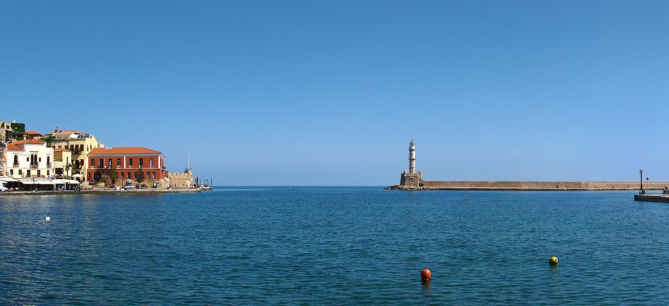 Chania - Old Harbor