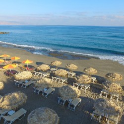 Alexia Beach Hotel - Beach photos_1